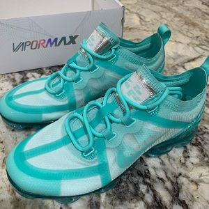 Nike Air VaporMax 2019 Shoe -Teal Tint/Tropical
